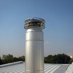 Регулятор тяги дымохода POLMAR